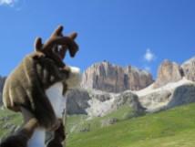 מעבר ההרים פורדוי בהרי הדולומיטים