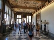 במוזיאון האופיצי בפירנצה