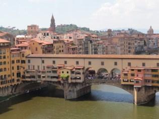 גשר וקיו בפירנצה