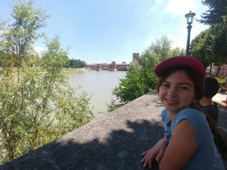הגשר מעל נהר האדיג'ה בוורונה