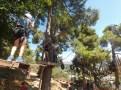 פארק החבלים אתגר בהר בסאסא