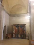 """""""כנסיית מריה הקדושה של התחייה"""" הצלבנית באבו גוש"""