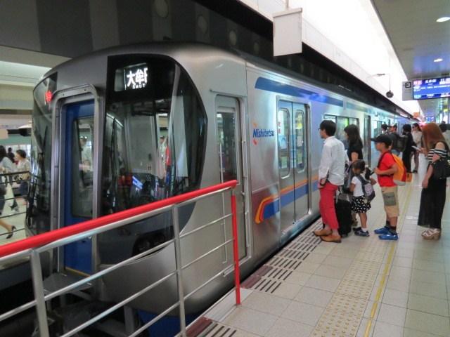 רכבת תחתית ביפן
