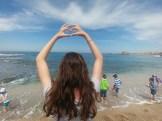 חוף היפ בקיסריה