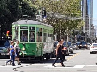 הטראם בסן פרנסיסקו
