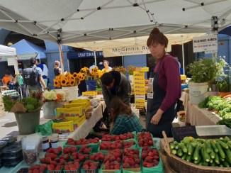 שוק האיכרים בסן פרנסיסקו