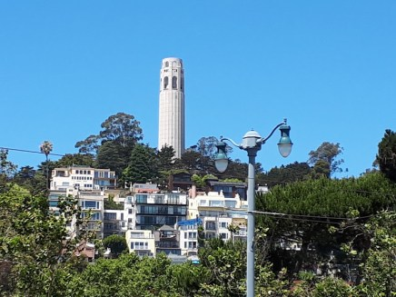 מגדל קויט בסן פרנסיסקו