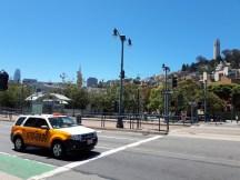 לאורך הטיילת בסן פרנסיסקו