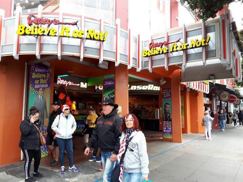 מוזיאון ריפלי בסן פרנסיסקו