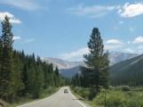 """מסלול טיול בארה""""ב - הרי הרוקי"""