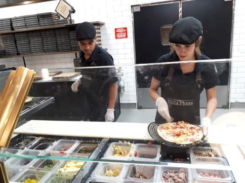 פיצה אקספרס באנהיים