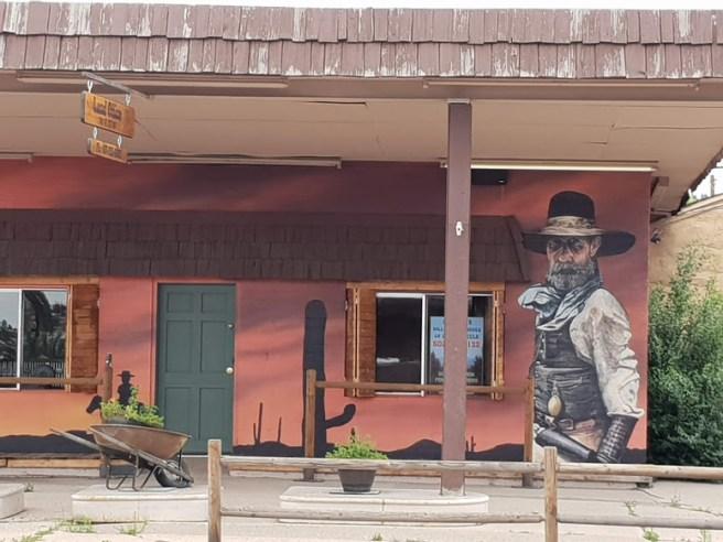 העיירה ויליאמס - שער הכניסה לגרנד קניון