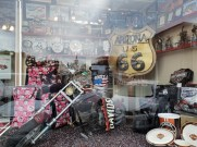 חנויות כביש 66 בעיירה וויליאמס
