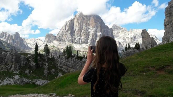 שמורת הסינקה טורה בהרי הדולומיטים באיטליה