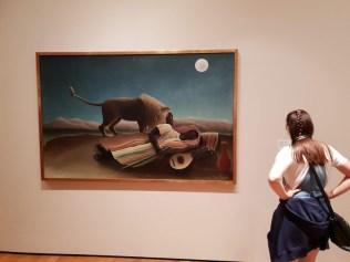 המוזיאון לאמנות מודרנית בניו יורק