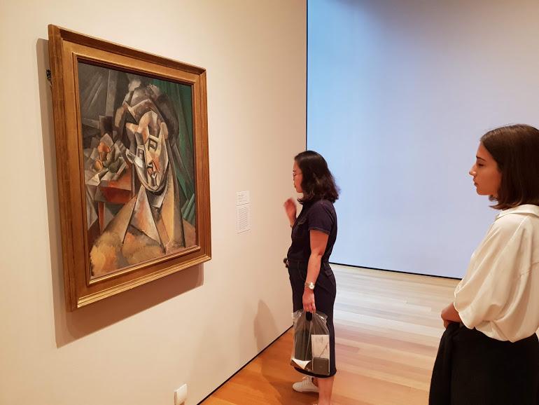 המוזיאון לאמנות המוזיאון לאמנות מודרנית מודרנית בניו יורק