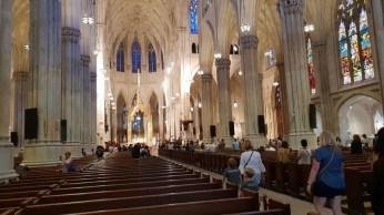 כנסיית פטריק הקדוש בניו יורק