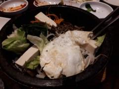 ארוחה במסעדה קוריאנית בני ויורק