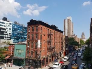 ההיי ליין בניו יורק