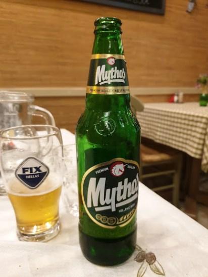 מיטו - בירה יוונית