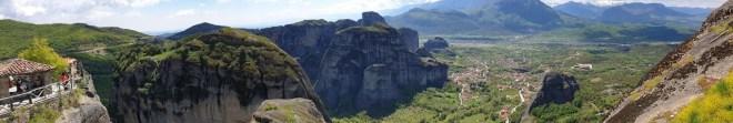 מטאורה - המנזרים התלויים