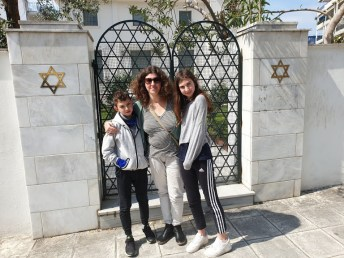 אטרקציות באי פיליון - בית הכנסת בעיר וולוס