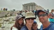 אטרקציות באתונה - האקרופוליס באתונה