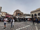 אטרקציות באתונה - כיכר מונטסראקי