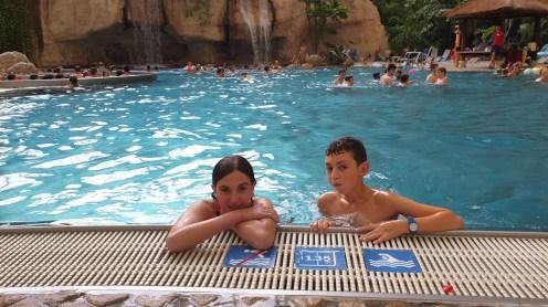 בפארק המים טרופיקל איילנדס
