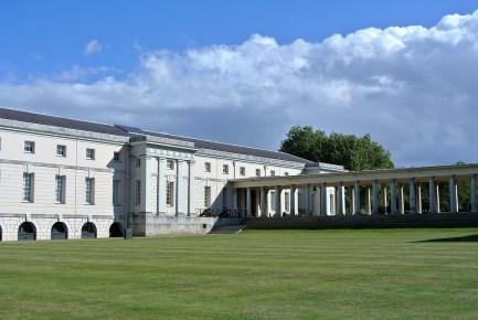 מוזיאון הימי הלאומי והקולג' הימי המלכותי