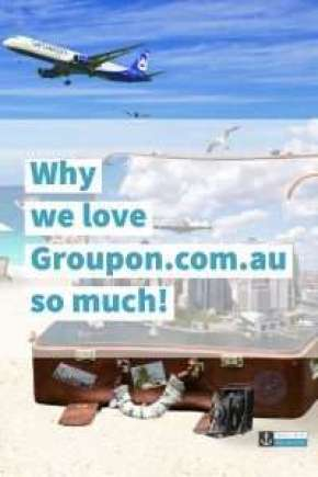 We're big fans of Groupon and have saved loads of money travelling and finding new experiences. Click through to see why we love it so much and our tips to get the most out of your Groupons! #savemoney #tips #groupon