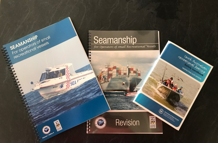 Boat licence South Australia, how to get a boat licence in South Australia, SA Sea Rescue Squadron, SA Sea Rescue Squadron Seamanship course