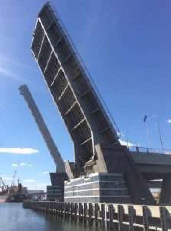 Tom Diver Bridge Opening, Port Adelaide