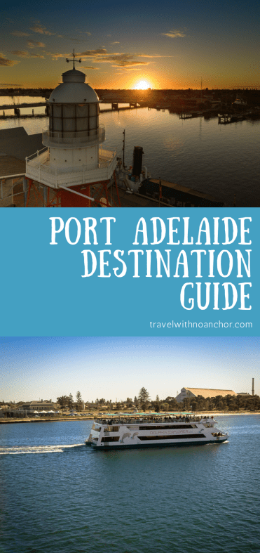 Port Adelaide Destination Guide Lighthouse