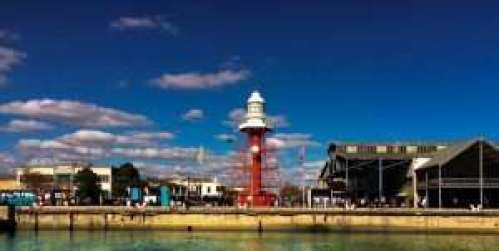 Port Adelaide Wharf