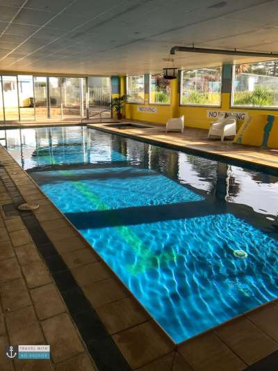 Port Fairy Big 4 Holiday Park - Indoor Pool