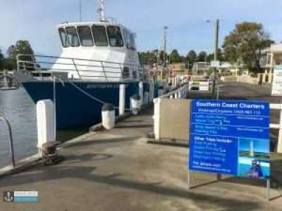 Southern Coast Charters at Port Fairy
