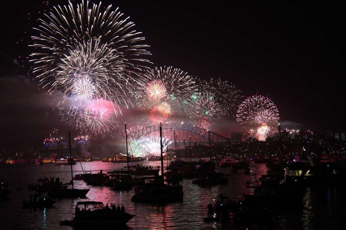 The Best Deals for New Year's Eve Cruises in Sydney