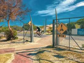 Big4 West Beach Holiday Park - 2nd access to beach