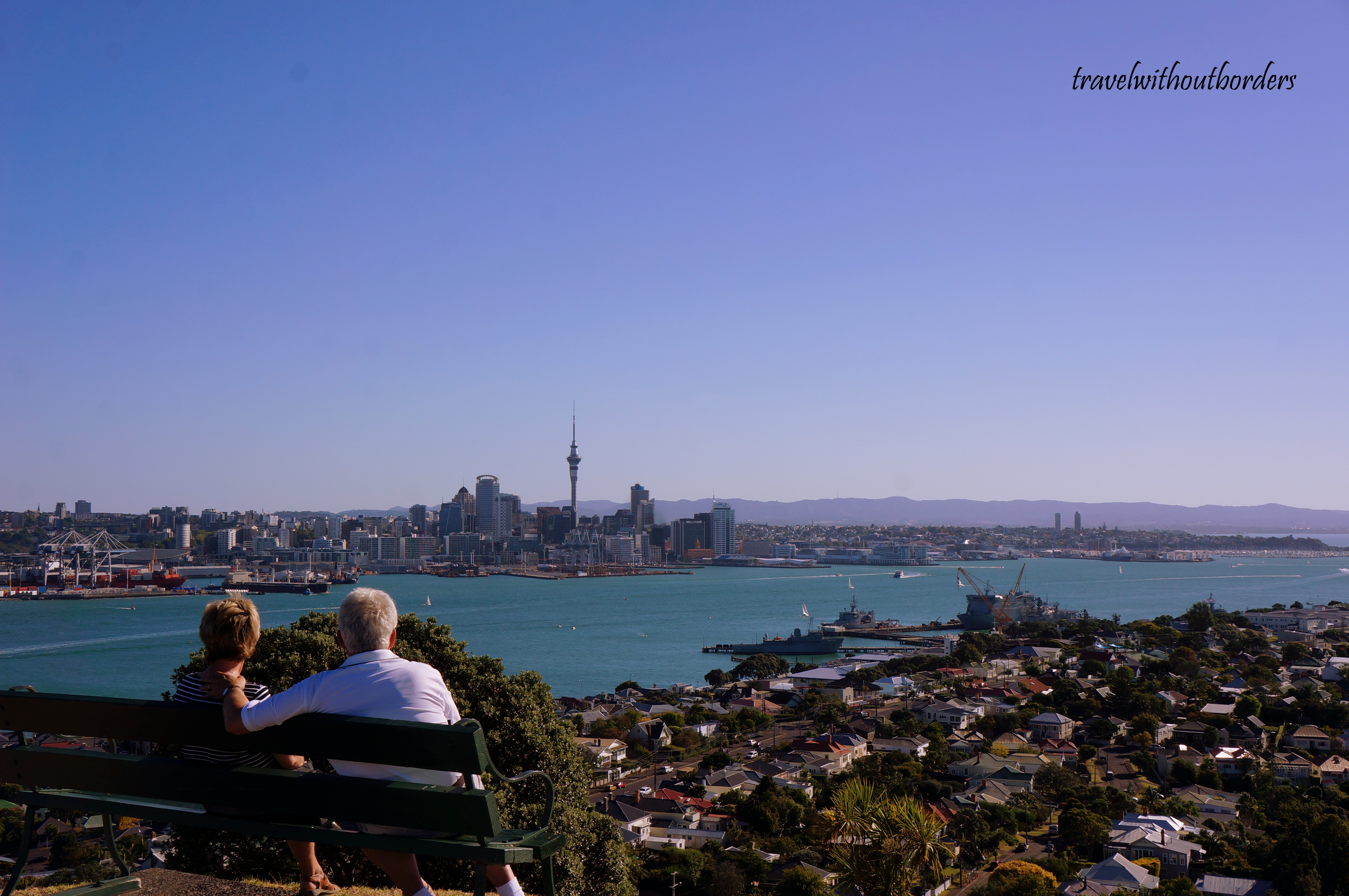 Photo of the Day: How To Enjoy Auckland From Devonport? – Devonport, New Zealand!