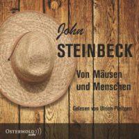 Von Mäusen und Menschen von John Steinbeck (Hörbuch)