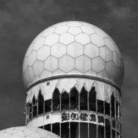 Die ehemalige Abhörstation auf dem Berliner Teufelsberg