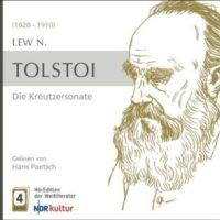Die Kreutzersonate von Lew Nikolajewitsch Tolstoi (Hörbuch)