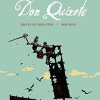 Don Quixote von Miguel de Cervantes und Rob Davis (Graphic Novel)