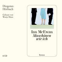 Maschinen wie ich von Ian McEwan (Hörbuch)