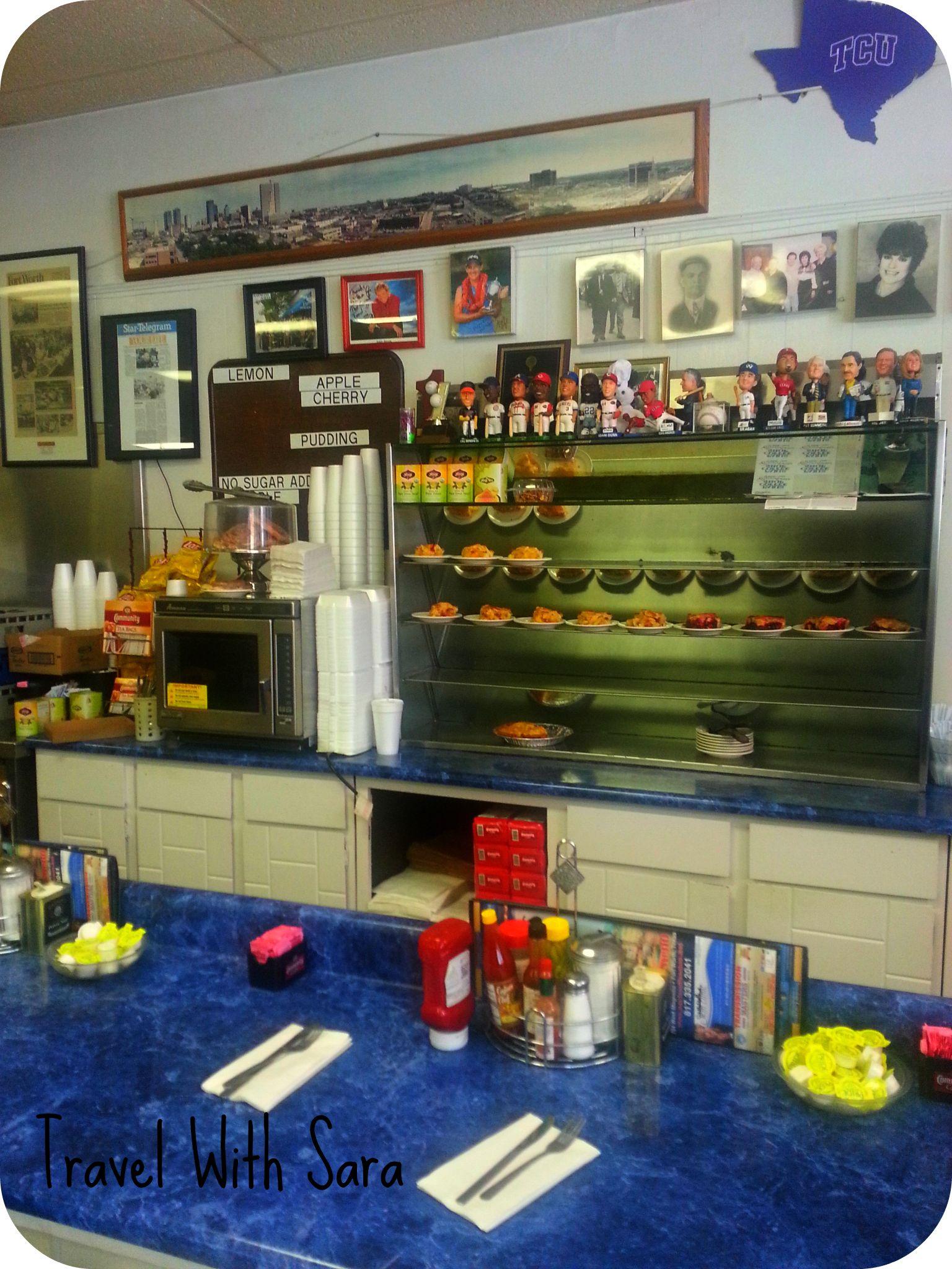 Fort Worth Texas Paris Coffee Shop Is Guaranteed To Wake