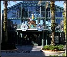 Disney World Port Orleans French Quarter