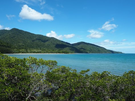 Cape Trib lookout