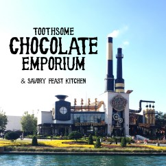 Orlando Hotels With Full Kitchen Pineapple Decorations For Toothsome Chocolate Emporium & Savory Feast