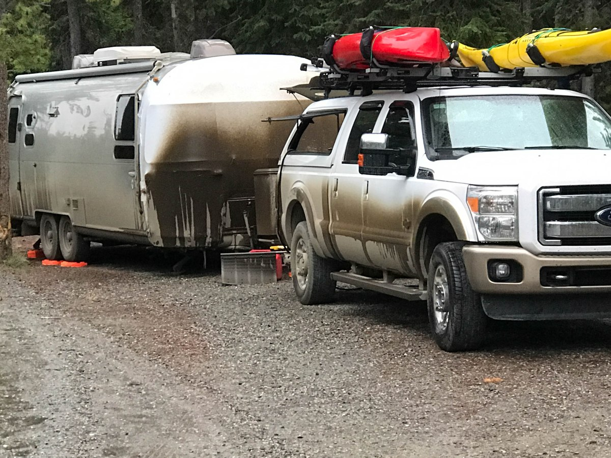 RVing Alaska - Sept 2017